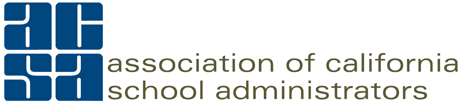 association of california school administrators logo